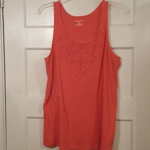 Lane Bryant Ribbed Tank Top- 22/24